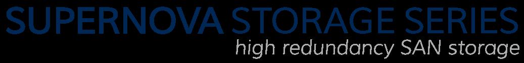 SuperNova Storage Series