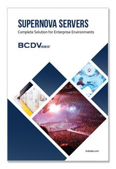 SuperNova Servers brochure
