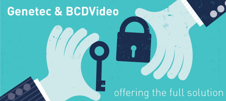 BCDVideo Genetec Partnership