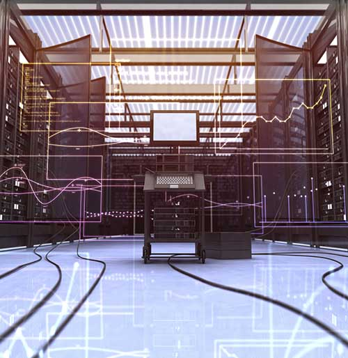 Video Surveillance data center