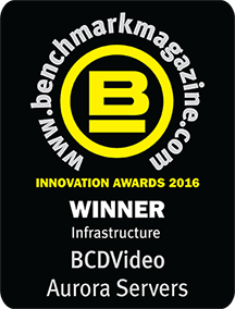Aurora Series Wins Benchmark Innovation Award