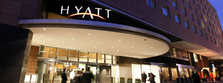 Global Security in Hyatt Hotels