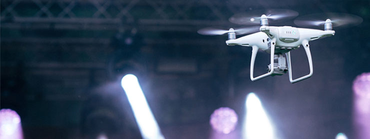 Drones for Video Surveillance