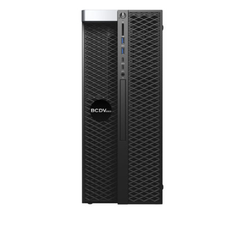 Enterprise Tower Workstation Chassis