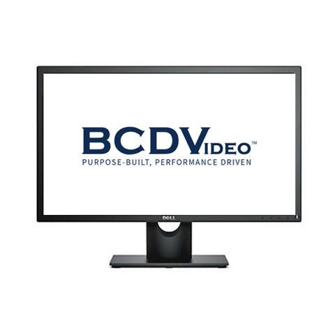 23.8 inch desktop monitor