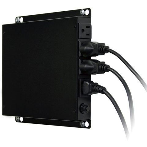 Lithium Battery Wallmount UPS System