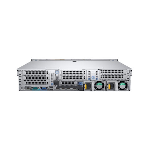 Enterprise 2U 8-Bay Rackmount GPU Ready Video Analytics Server