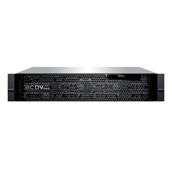 Enterprise 2U Rackmount GPU Ready Video Analytics Server
