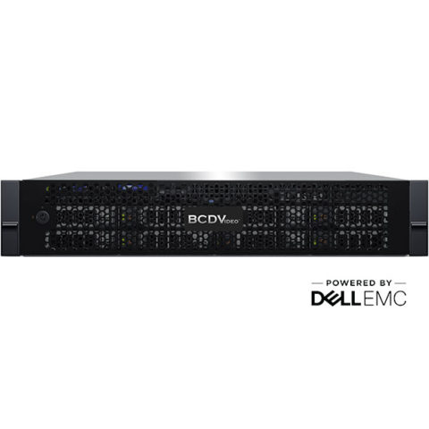Professional 2U Rackmount 8 Bay Video Recording Server