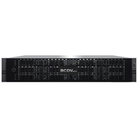 Enterprise Grade 2U 14-Bay Rackmount Milestone Recording Appliance