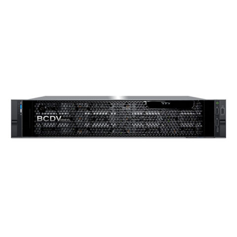 Professional 2U 18-Bay Rackmount Video Recording Server