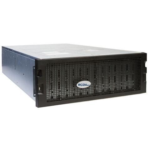 High Density 4U Rackmount iSCSI Storage Server