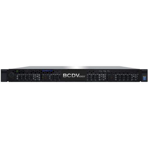 Enterprise 1U 4-Bay Rackmount Enterprise Access Control Server