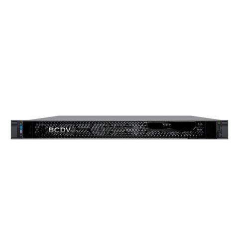 Enterprise 1U 8-Bay Rackmount Access Control Server
