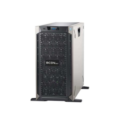 Professional 8-Bay Tower Video Recording Server