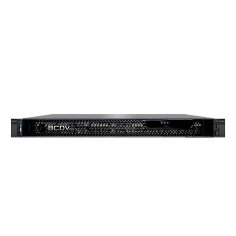 Professional 1U 4-Bay Rackmount Video Recording Server