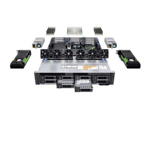 Enterprise 2U Rackmount Video Workstation