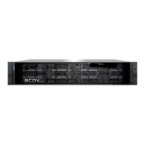 Professional 2U 12-Bay Rackmount Video Recording Server