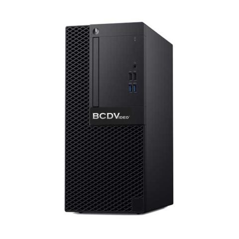Entry Level 1-Bay Tower Video Recording Server