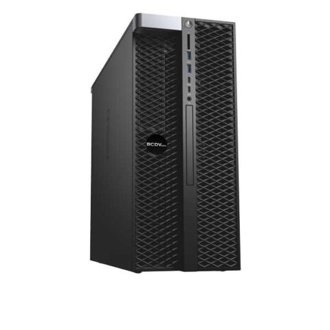 Enterprise Tower Video Workstation