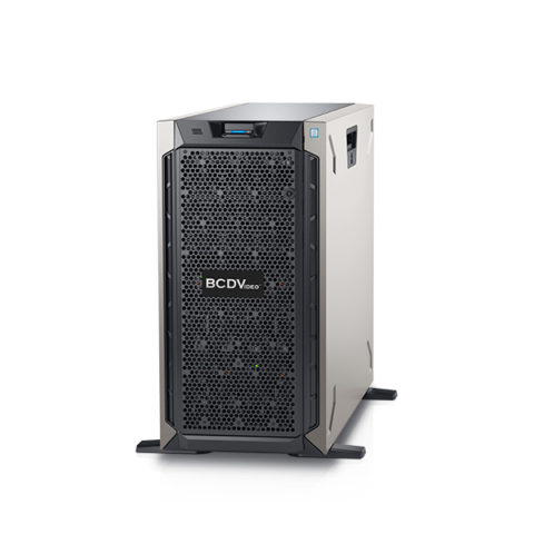 Enterprise 8-Bay Tower Video Recording Server