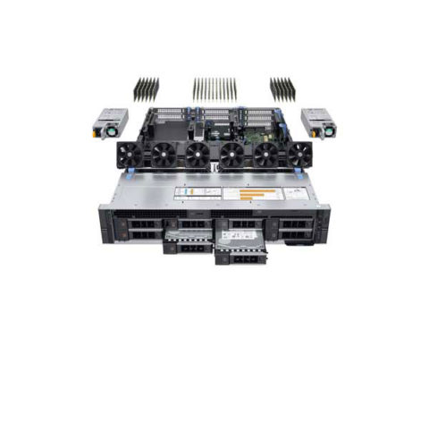 Enterprise 2U 8-Bay Rackmount Video Recording Server