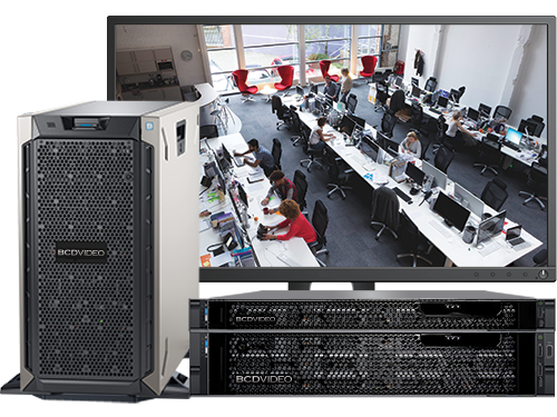 enterprise video servers